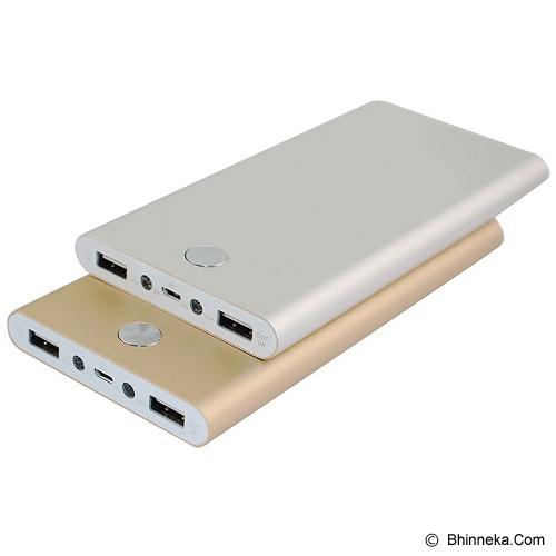 IROC Powerbank 15000 mAh [Slim SM-15] - Gold - Portable Charger / Power Bank